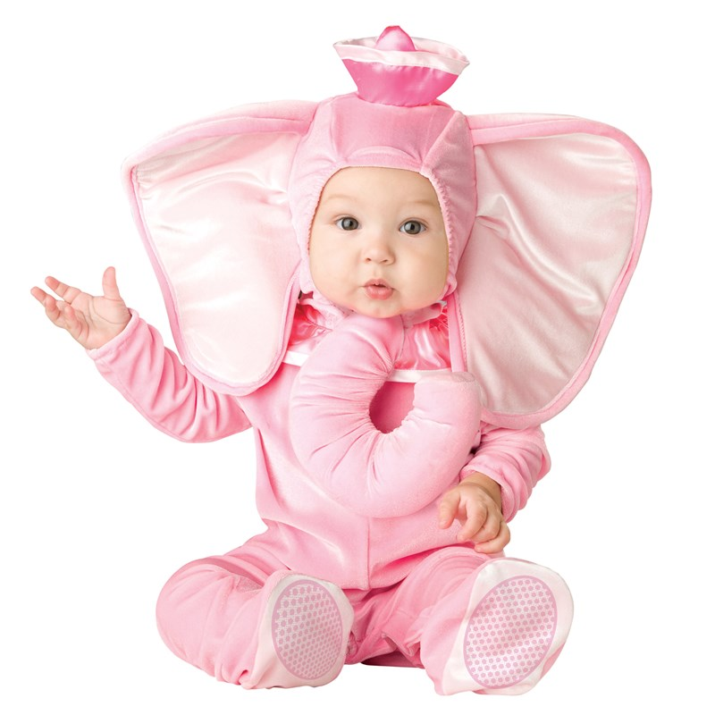 Pink Elephant Infant  and  Toddler Costume for the 2015 Costume season.