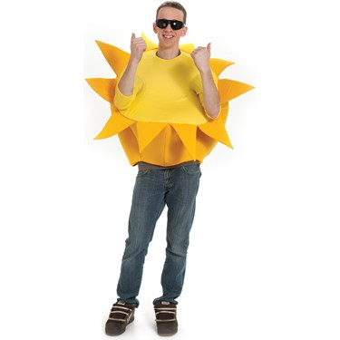 Sun Adult Costume