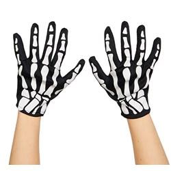 Glow In The Dark Skeleton Hands Child