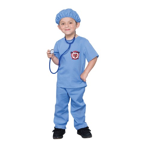 Doctor Cutie Toddler Costume