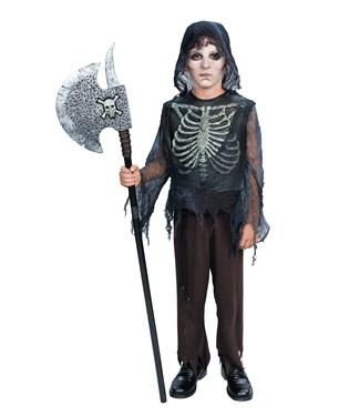 Shredded Corpse Child Costume