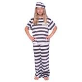Convict Child Costume
