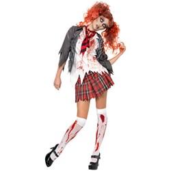 High School Horror School Girl Adult Costume