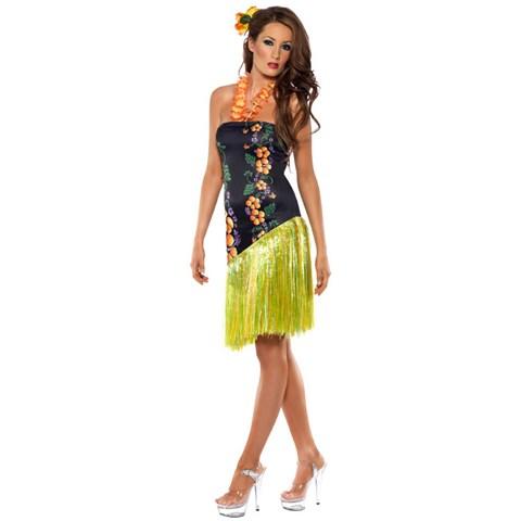 Fever Luscious Luau Adult Costume