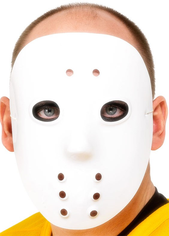 Hockey Mask Adult for the 2015 Costume season.