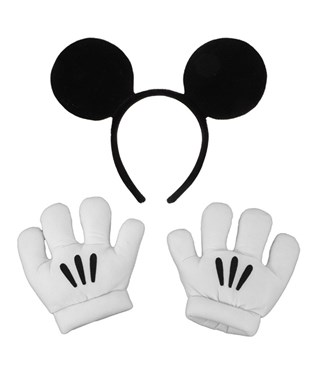 Mickey Mouse Accessory Kit Child
