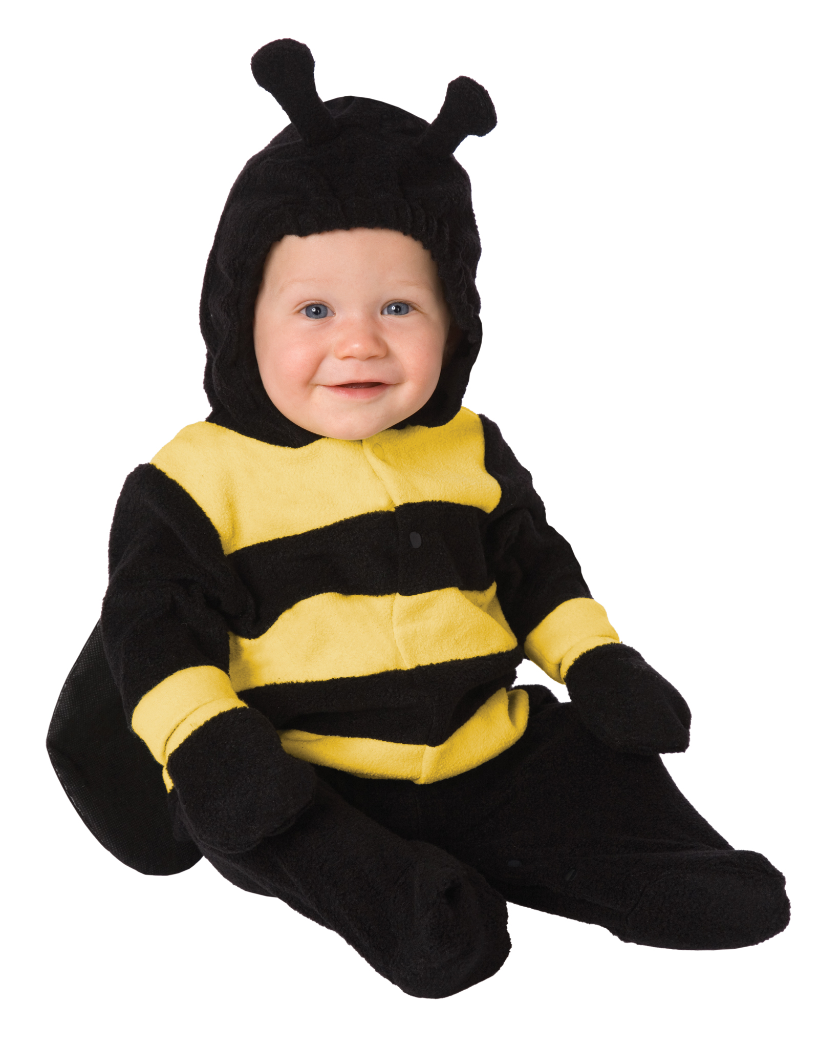 Baby Bumble Bee Infant / Toddler Costume   Unisex   Size 0 9 Months