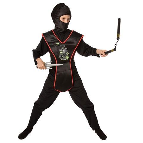 Ninja Child Costume Kit