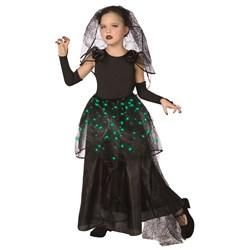 Gothic Bride Light-Up Child Costume