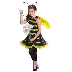 Ruffled Bumble Bee Child/Tween Costume