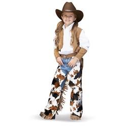Cowboy/Cowgirl Child Costume