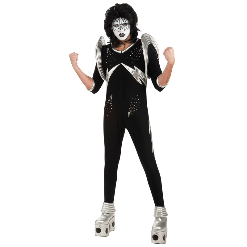 KISS Collectors Spaceman Adult Costume for the 2015 Costume season.