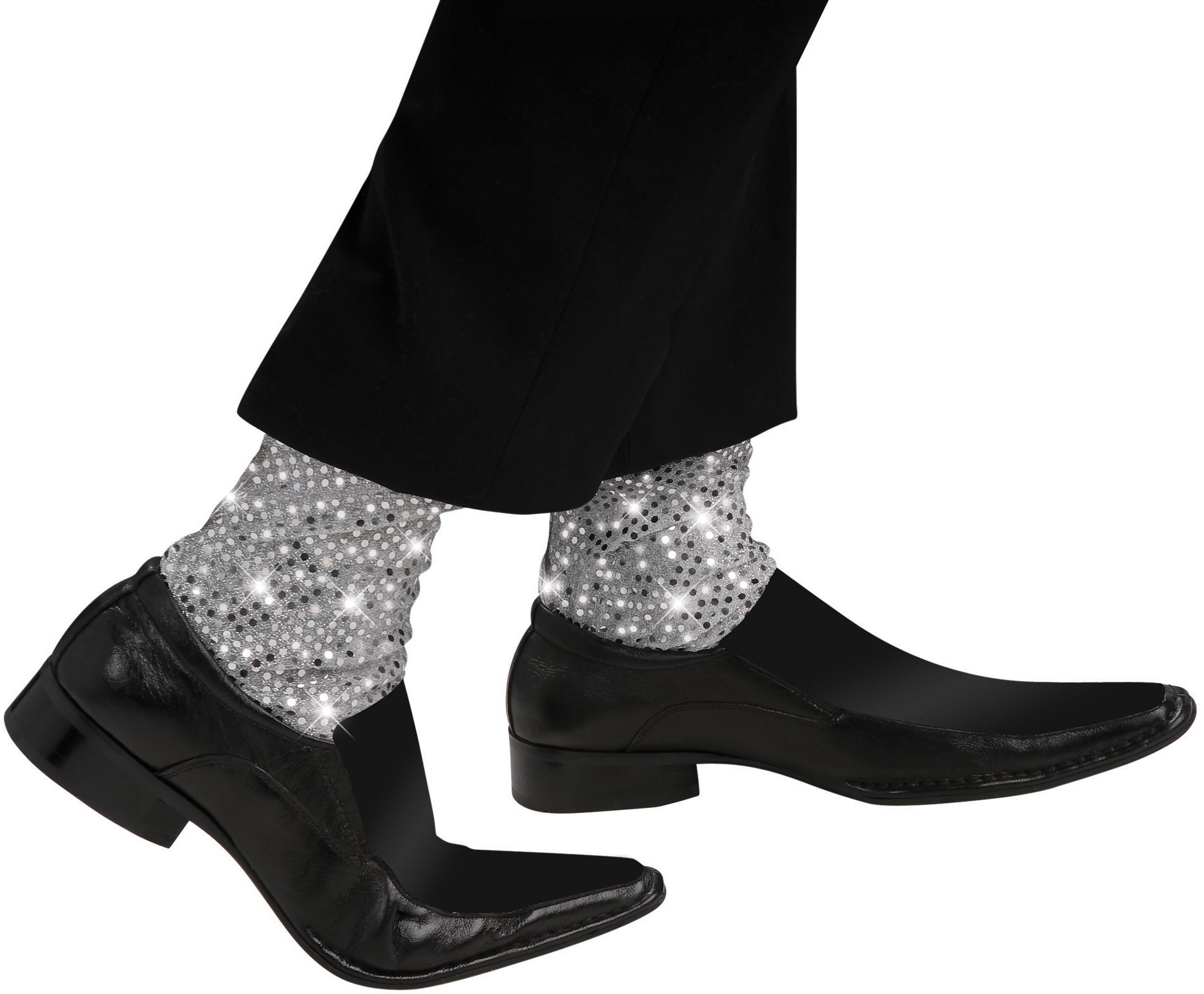 Michael Jackson Sparkle Stirrup Socks Child