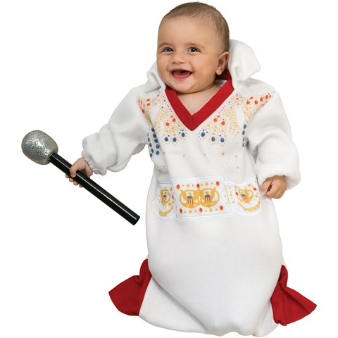 Elvis Bunting Costume