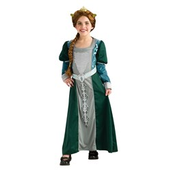 Shrek Forever After - Deluxe Fiona Toddler / Child Costume