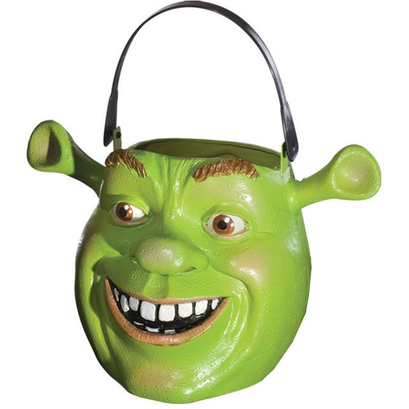 Shrek Forever After Trick or Treat Pail for the 2015 Costume season.