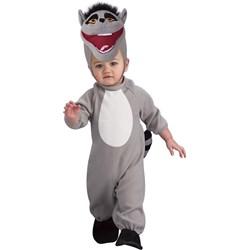 The Penguins of Madagascar King Julien Infant / Toddler Costume