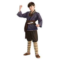 The Last Airbender-Deluxe Sokka Child Costume
