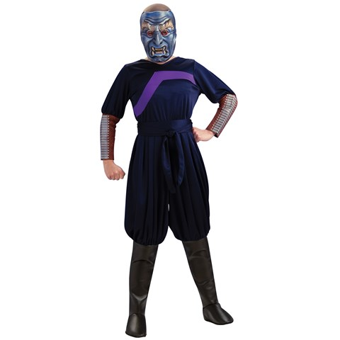The Last Airbender-Deluxe Blue Spirit Child Costume
