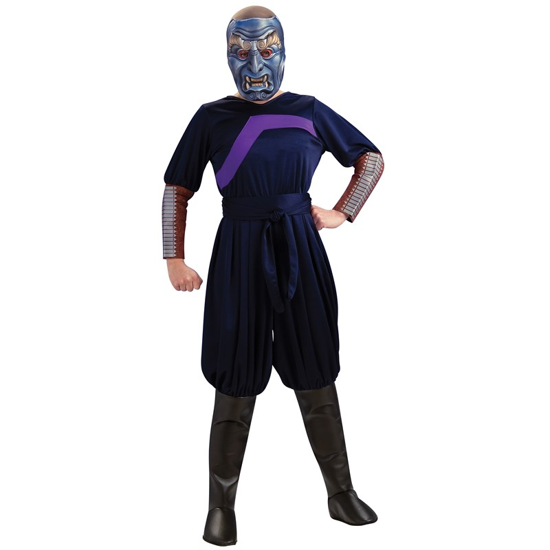 The Last Airbender Deluxe Blue Spirit Child Costume for the 2015 Costume season.