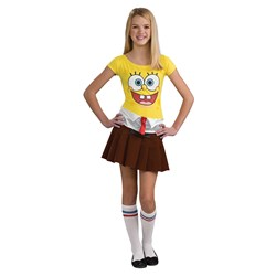 SpongeBob Girl Teen Costume