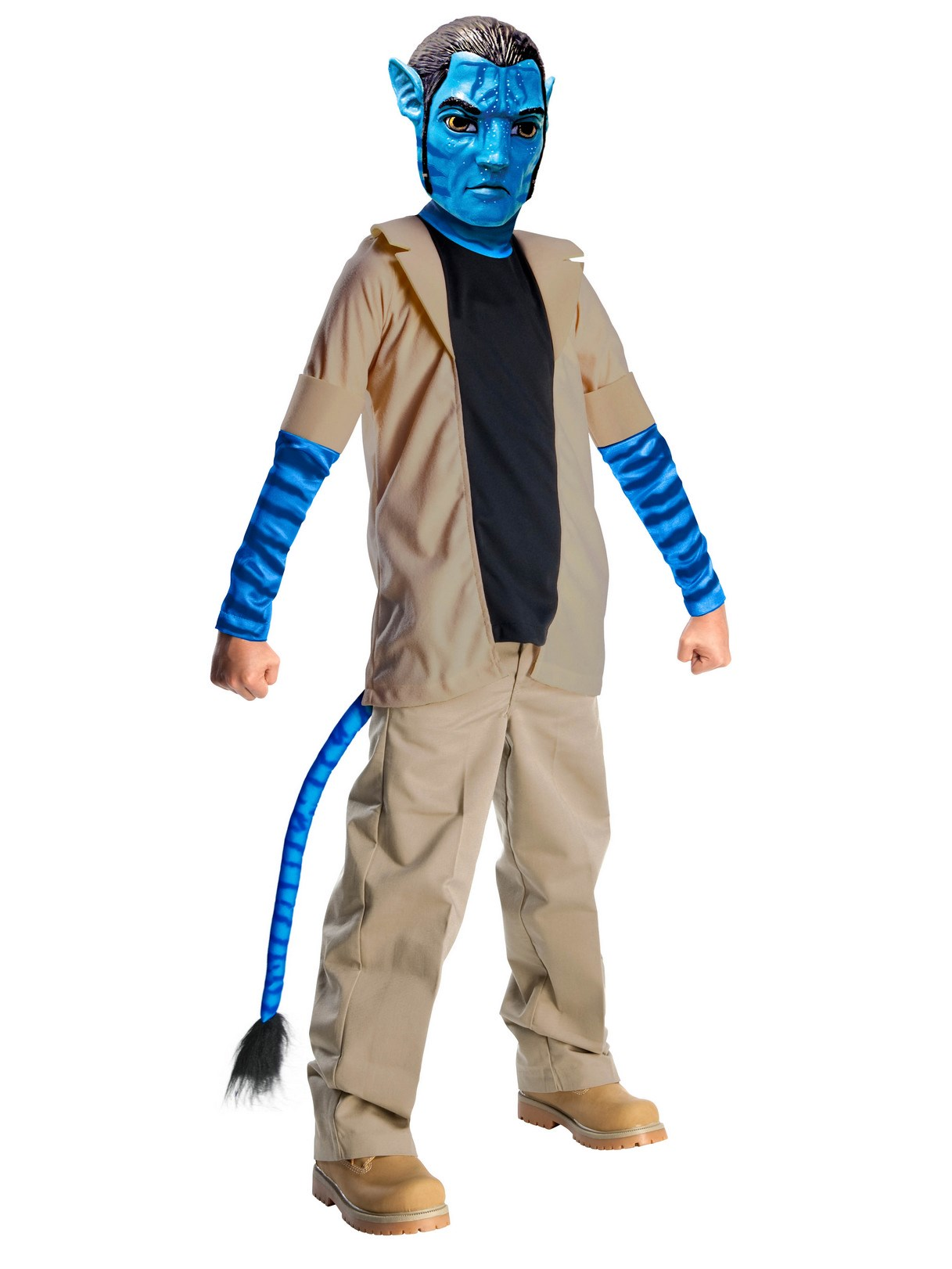 Avatar Jake Sully Child Costume