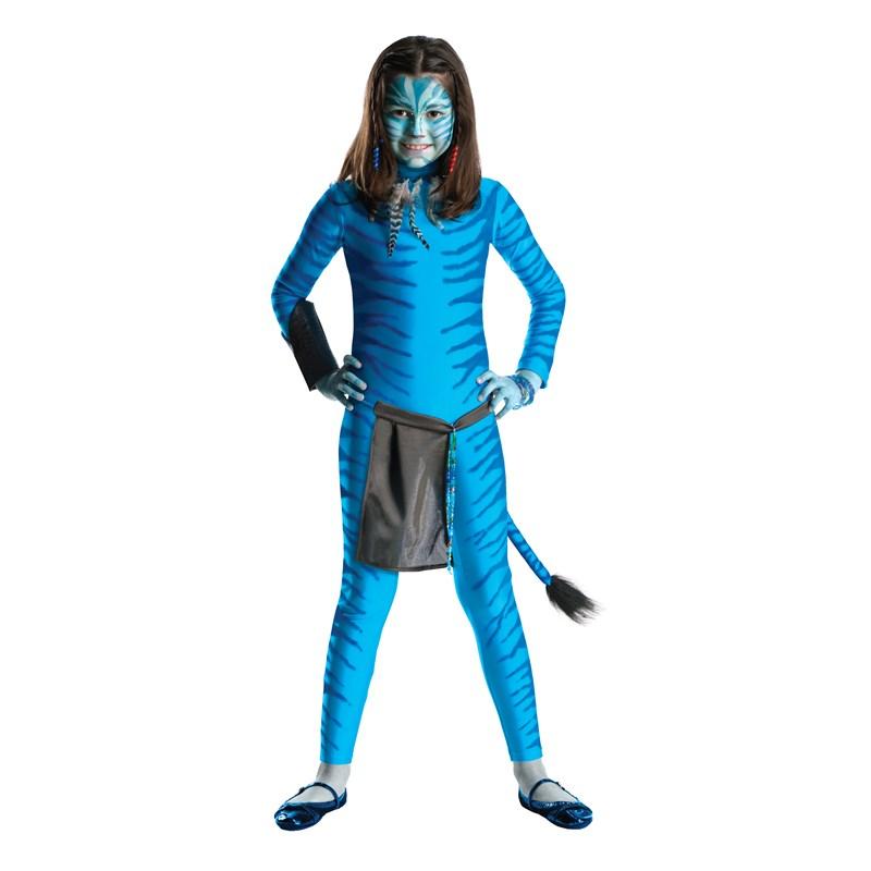 Avatar Neytiri Child Costume for the 2015 Costume season.