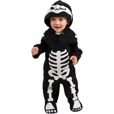 Baby Skeleton Infant / Toddler Costume