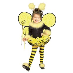 Bumblee Bee Toddler / Child Costume