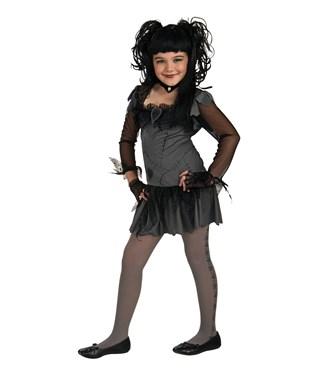 Gothic Sweetheart Child Costume