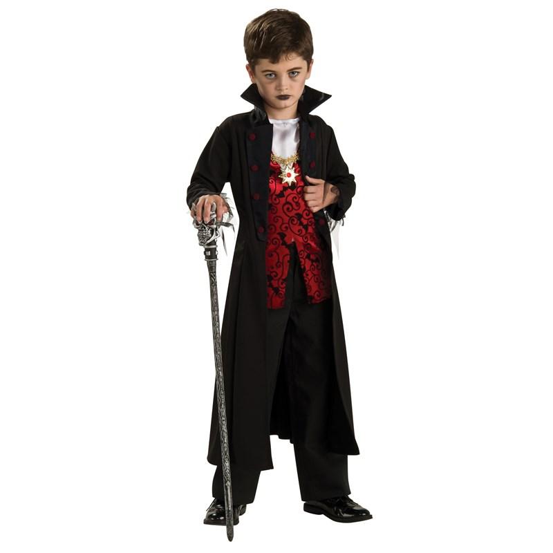 Royal Vampire Child Costume for the 2015 Costume season.