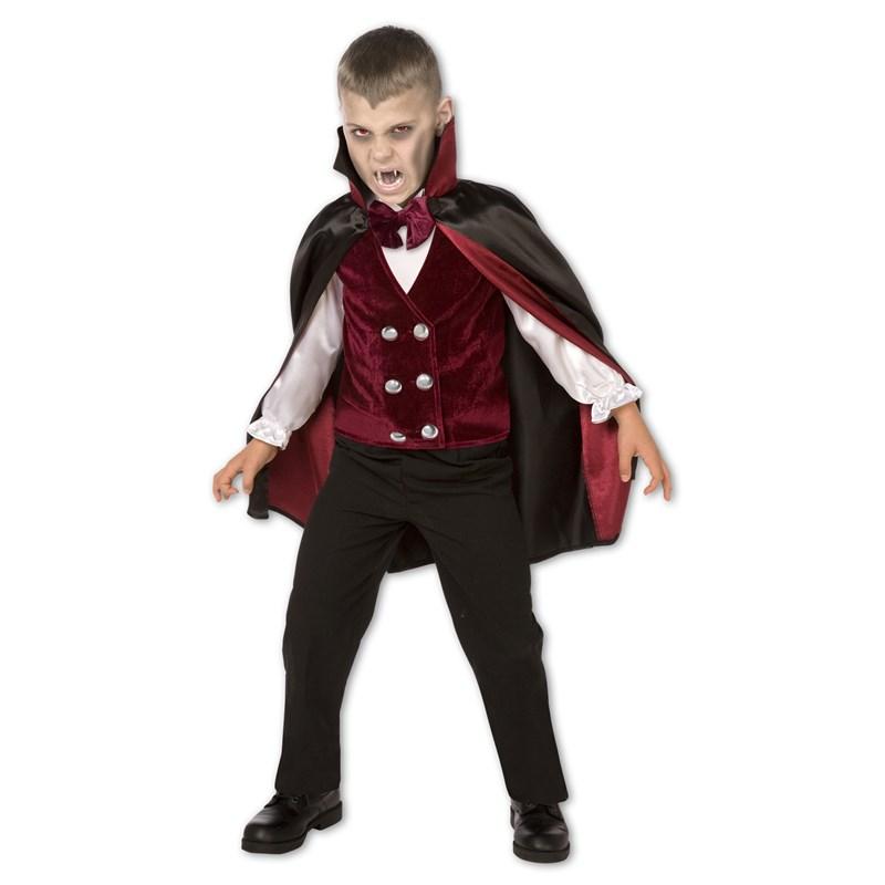 Transylvanian Vampire Child Costume for the 2015 Costume season.