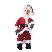 Little Santa Toddler/Child Costume