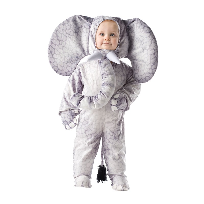 Grey Elephant Toddler  and  Child Costume for the 2015 Costume season.