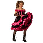 Can Can Dancer Child Costume