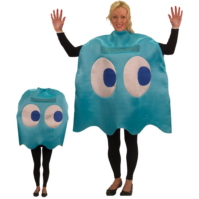 Pac Man Inky Deluxe Adult Costume for the 2015 Costume season.