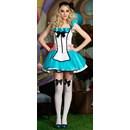Tea Party Alice Deluxe Adult Costume
