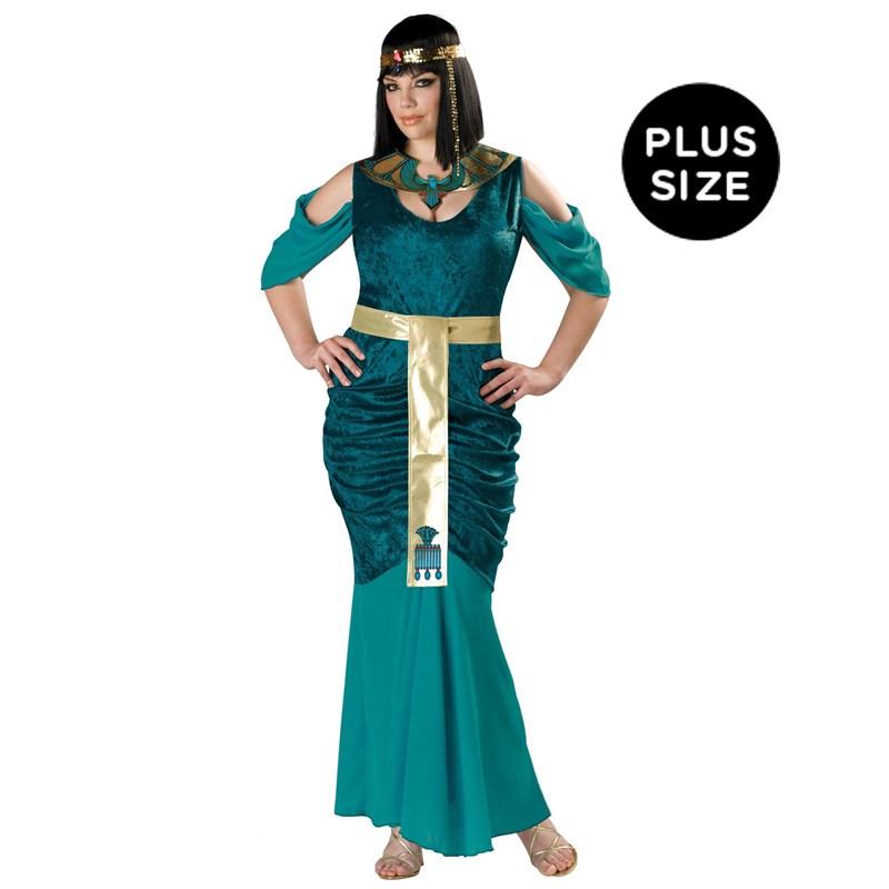 Egyptian Jewel Adult Plus Costume for the 2015 Costume season.