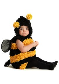 Click Here to buy Stinger Bee Baby & Toddler Costume from BuyCostumes