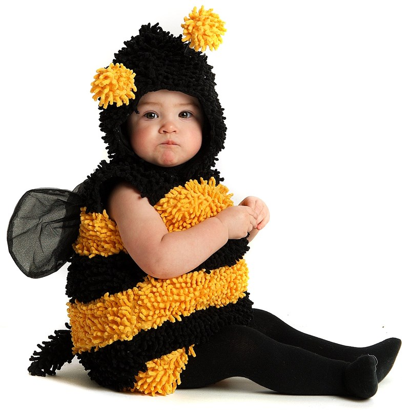Stinger Bee Infant  and  Toddler Costume for the 2015 Costume season.