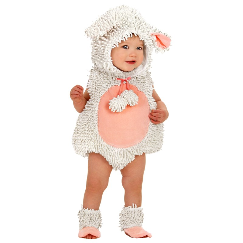 Little Lamb Infant  and  Toddler Costume for the 2015 Costume season.