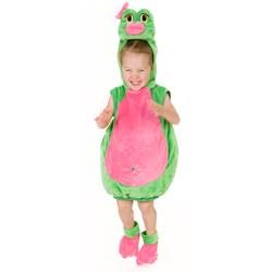 Little Girl Frog Infant / Toddler Costume