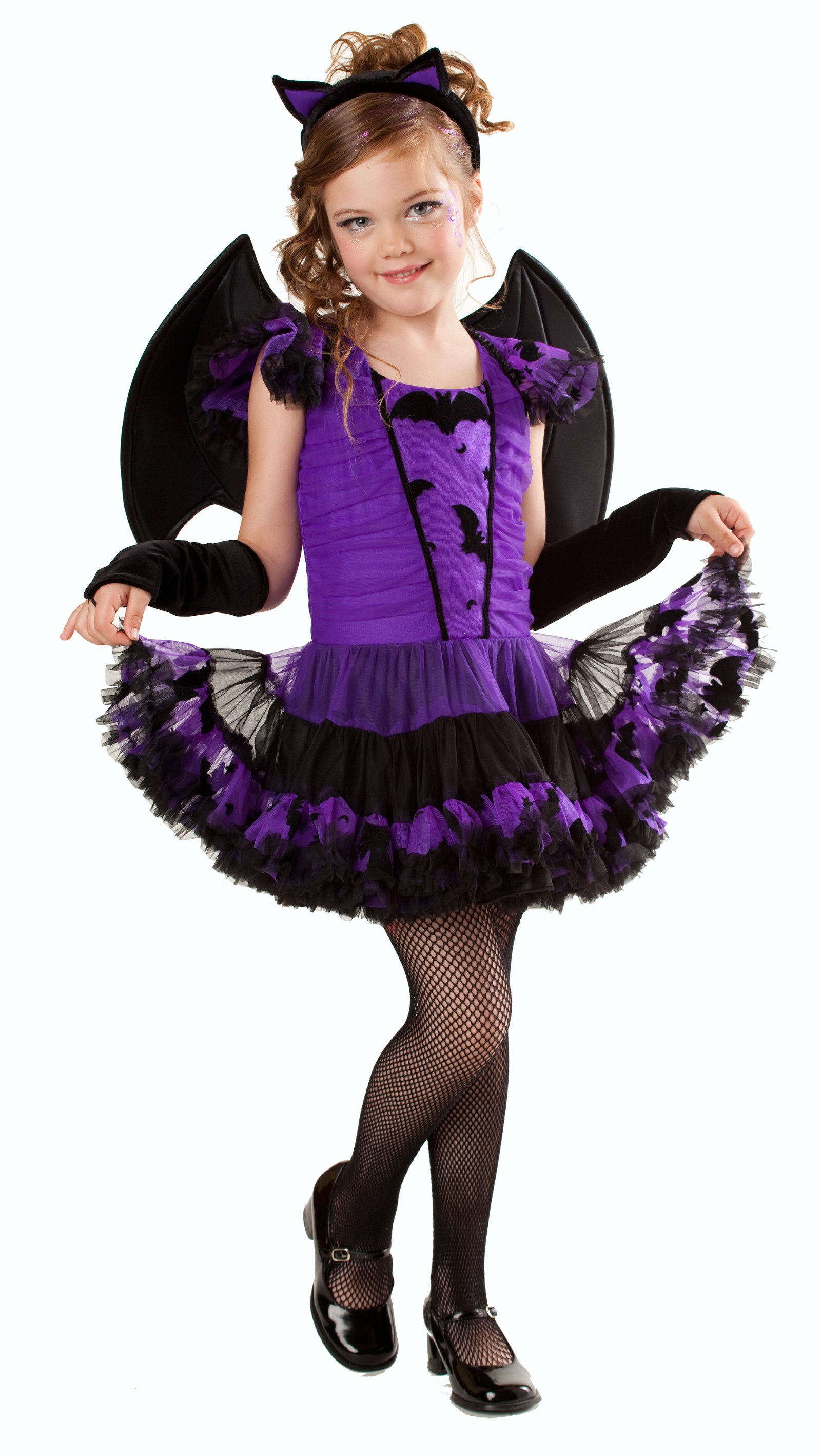 Baterina Child Costume - Female - Size Medium (8) HALLOWEEN COSTUMES Top Halloween Costume Shop.com