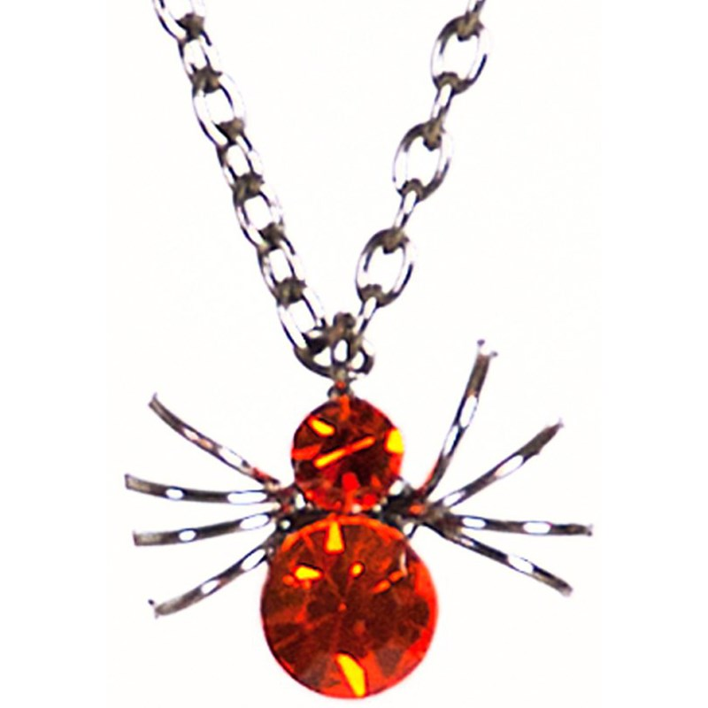Spider Gem Necklace for the 2015 Costume season.