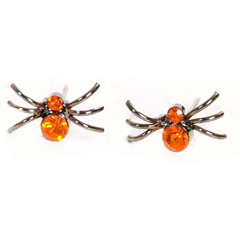 Spider Gem Earrings for the 2015 Costume season.