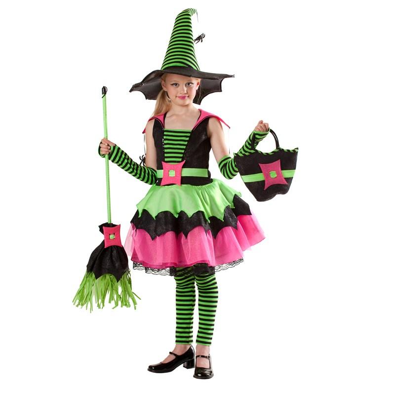 Spiderina Child Costume for the 2015 Costume season.