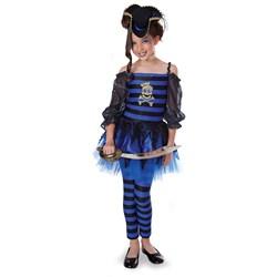 Punk Pirate Child Costume