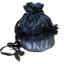 Midnight Bride Purse