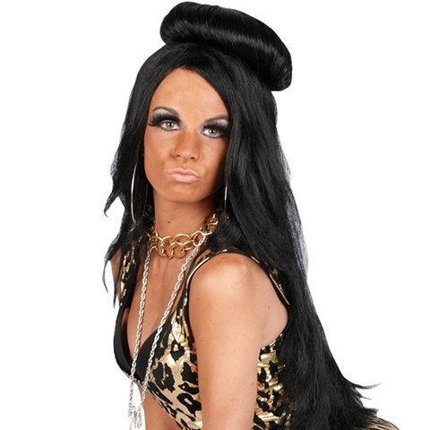 Guidette Adult Wig