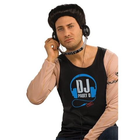 "Jersey Shore - Paul ""DJ Pauly D"" Adult DJ Headphones"